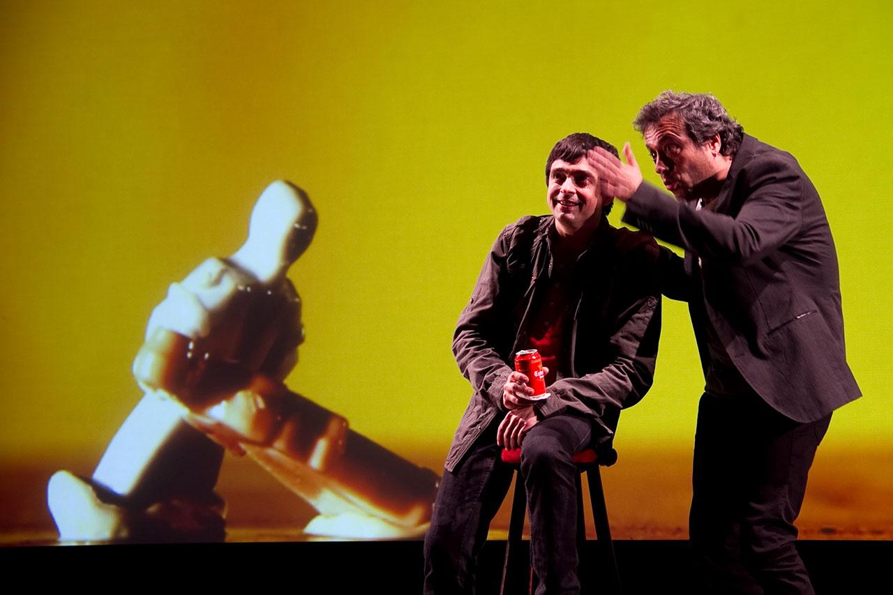 controlZ - El Poble - Teatre eSsela - Video - Fotografia