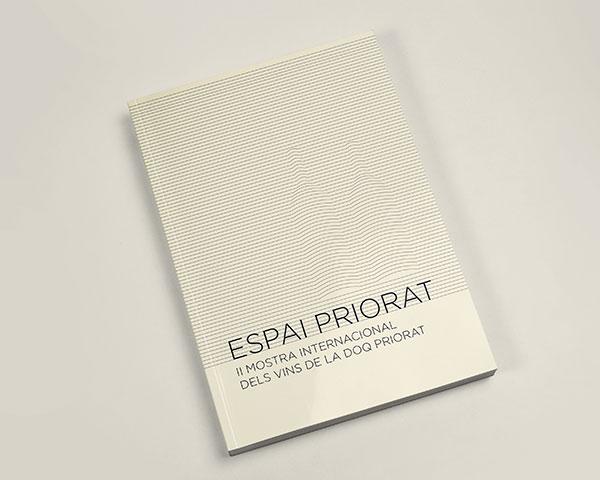 control Z - Espai Priorat  - Disseny editorial