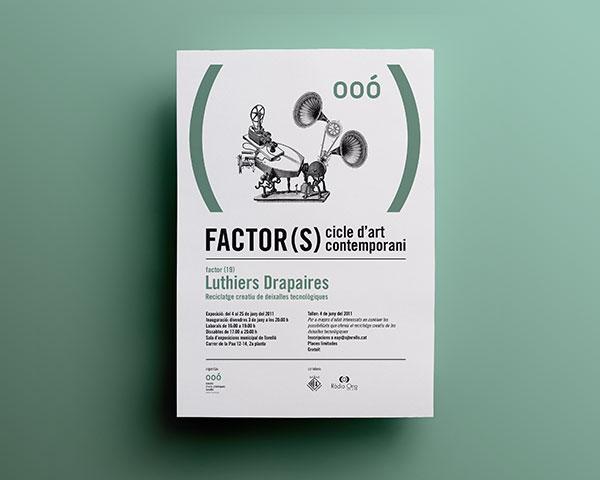 control Z - Factors - Escola Arts Plastiques Torello - Disseny grafic