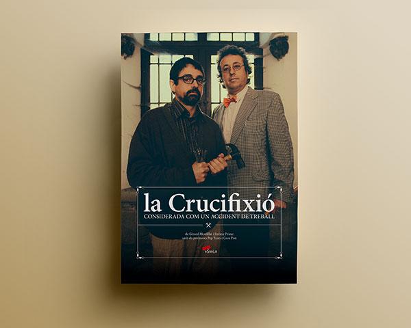 control Z - La Crucifixio - Teatre eSseLa - Disseny grafic - Fotografia