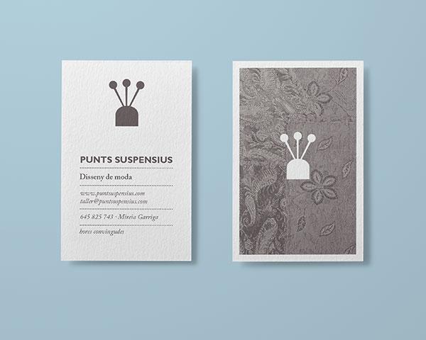 control Z – Punts Suspensius - Disseny grafic - Identitat
