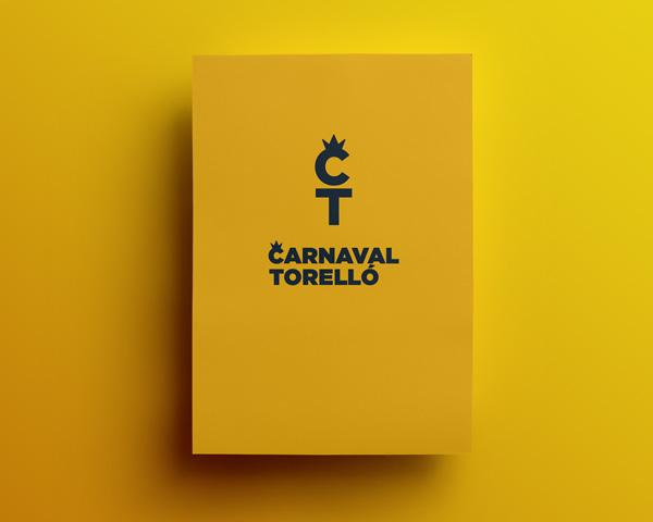 control Z – Carnaval de Torello – Pioc - Disseny grafic - Identitat
